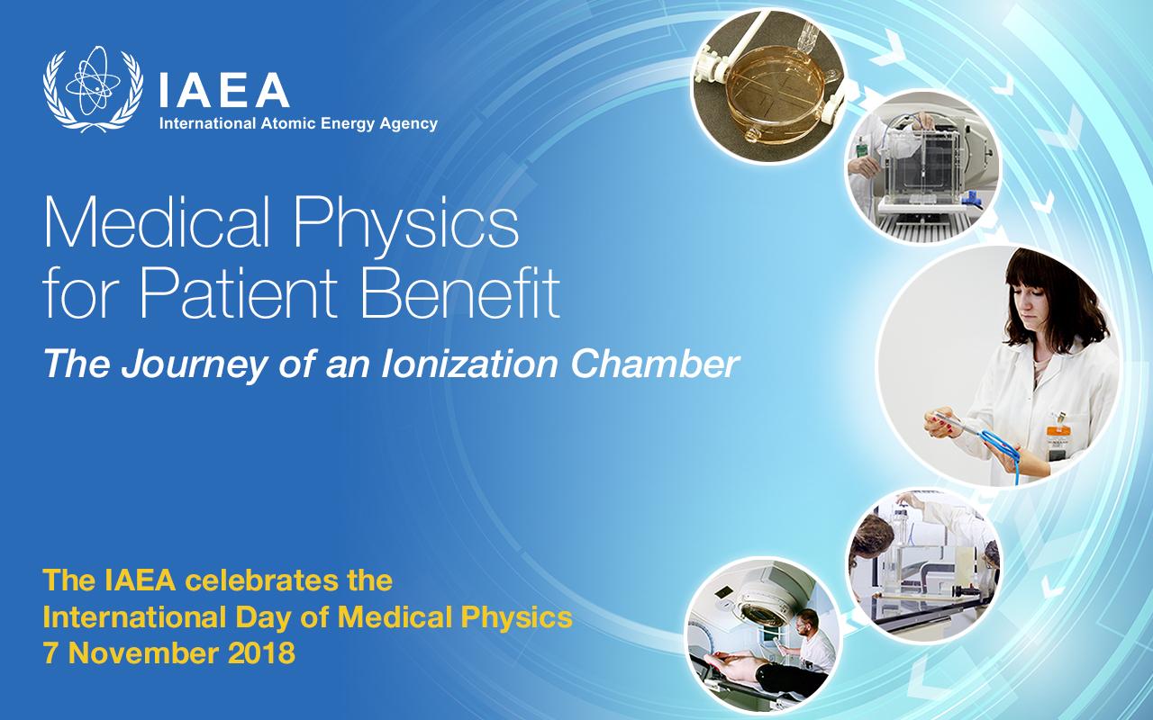 Human Health Campus - International Day of Medical Physics 2018
